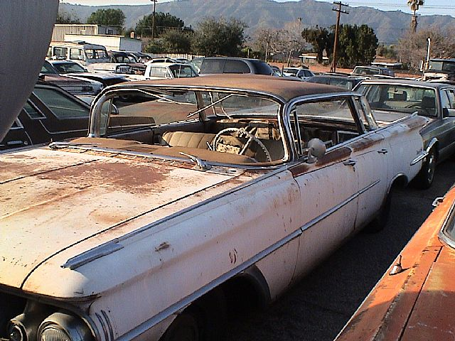 1959 Oldsmobile Holiday 98 for sale
