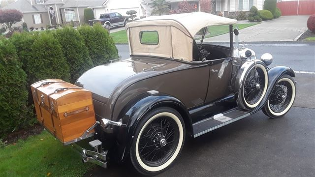 1929 Other Model A