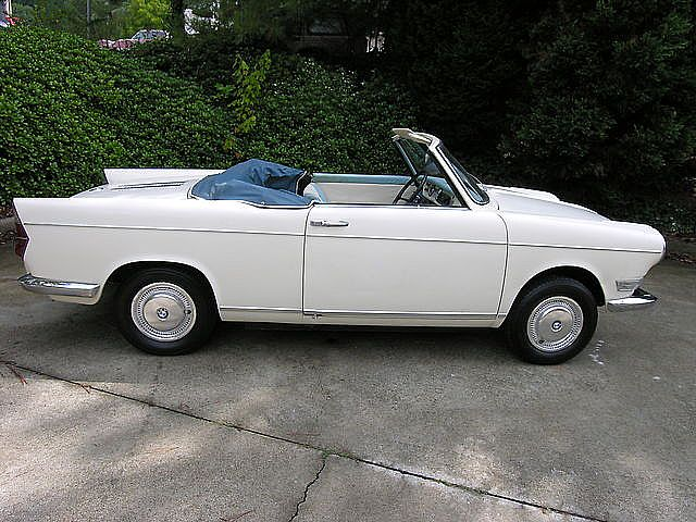 1963 BMW 700 for sale