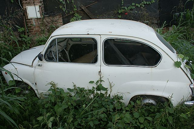 1963 Fiat 600d 750 for sale
