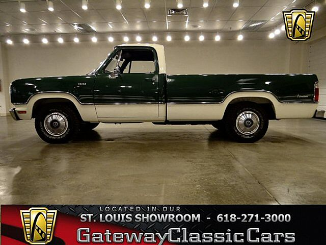 1974 Dodge D100 for sale