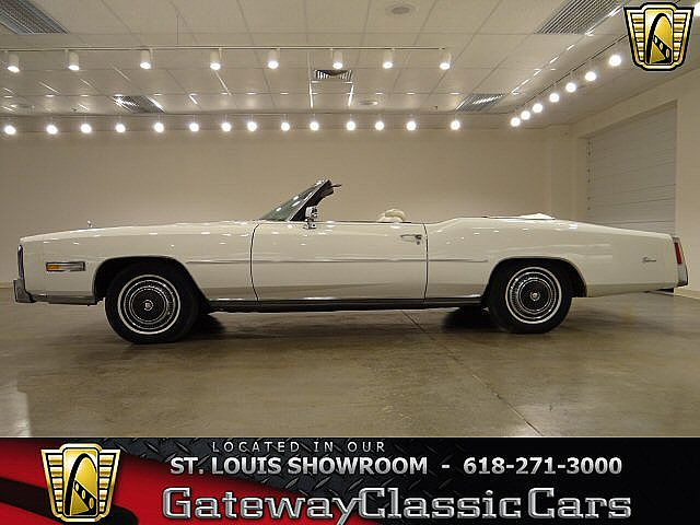 1976 Cadillac Eldorado for sale