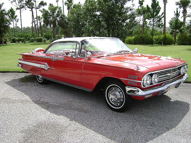1960 chevrolet impala for sale greenacres florida. Black Bedroom Furniture Sets. Home Design Ideas