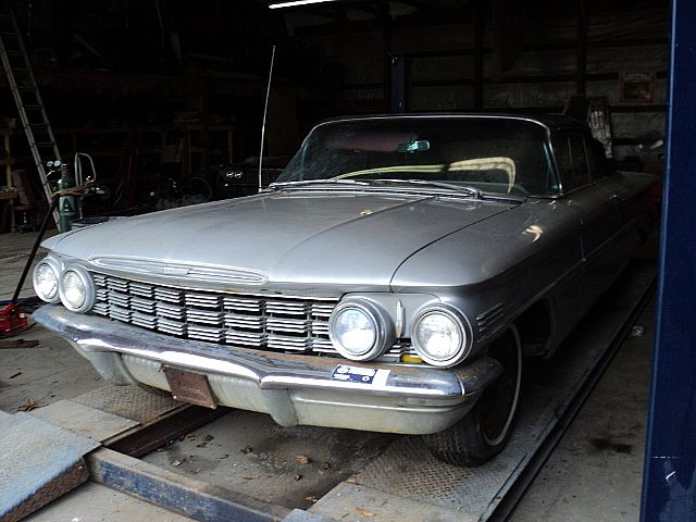 1960 Oldsmobile 98 for sale