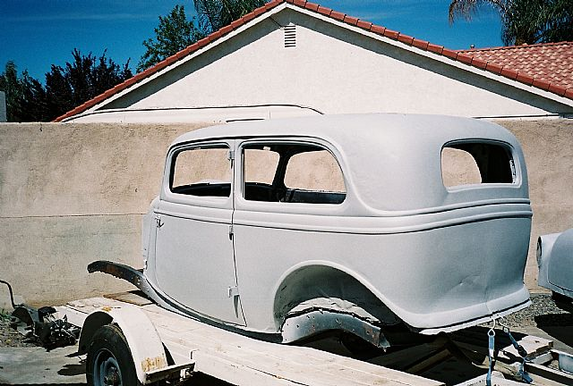 1933 Ford Sedan for sale