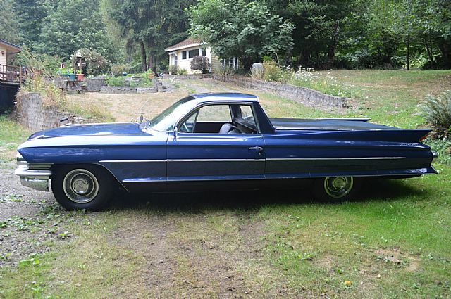 1961 Cadillac DeVille for sale