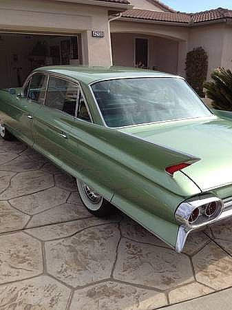 1961 Cadillac Town Sedan DeVille for sale