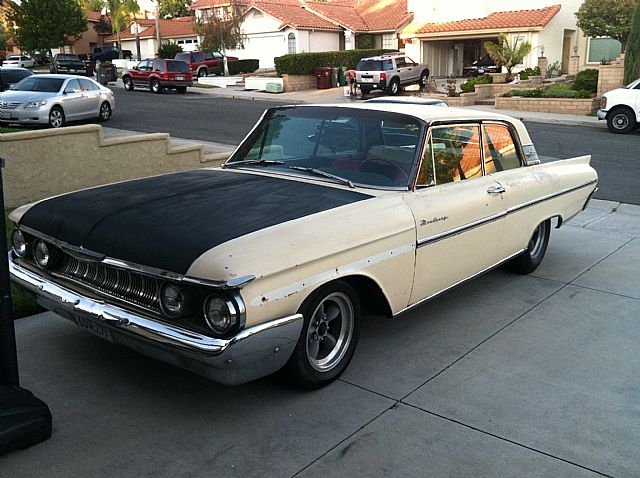 1961 Mercury Monterey for sale