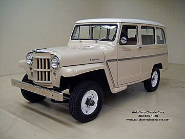 1962 Willys Station Wagon for sale