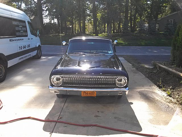 1962 Ford Ranchero for sale