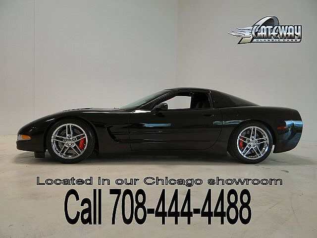 2000 Chevrolet Corvette for sale