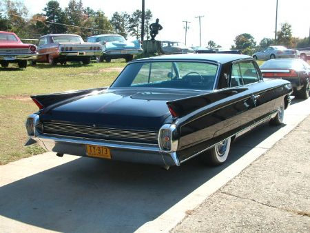 1962 Cadillac Coupe DeVille For Sale GREENVILLE, South Carolina
