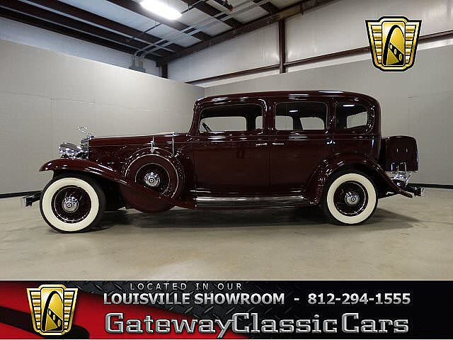 1932 Cadillac 355 for sale