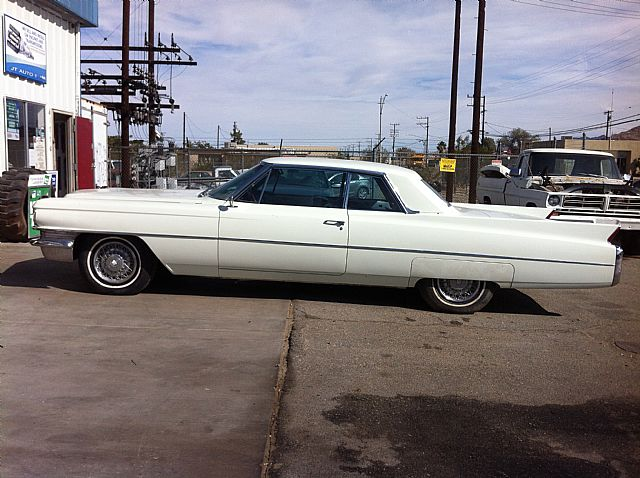 1963 Cadillac Coupe DeVille for sale