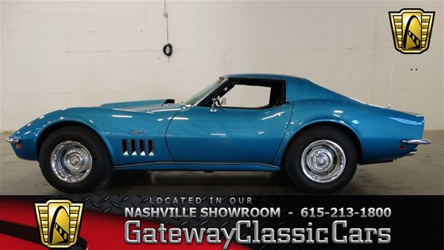 1969 chevrolet corvette for sale nashville tennessee. Cars Review. Best American Auto & Cars Review