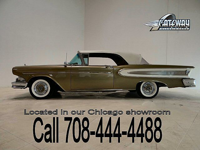 1958 Ford Edsel for sale