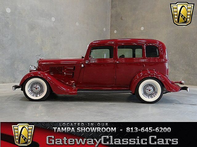 1934 Plymouth PE Deluxe for sale