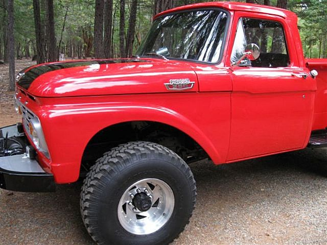 1964 Ford F250 for sale