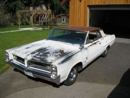 1964 Pontiac Grand Prix for sale
