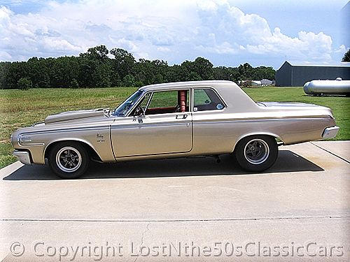 1964 Dodge 440 for sale