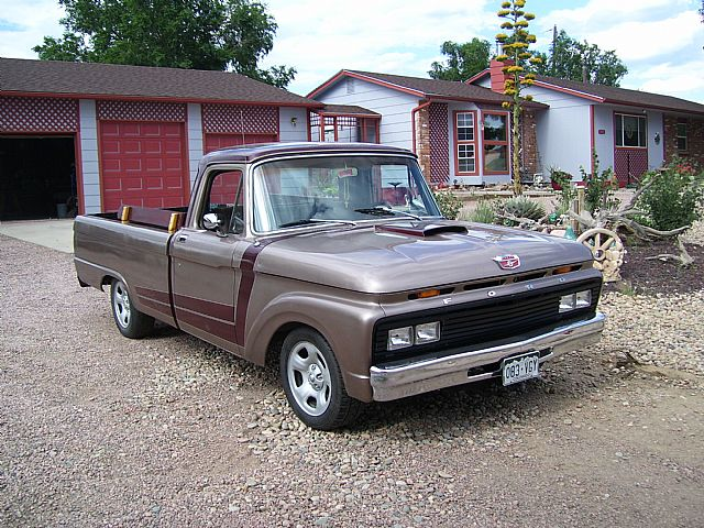 1964 Ford F100 for sale