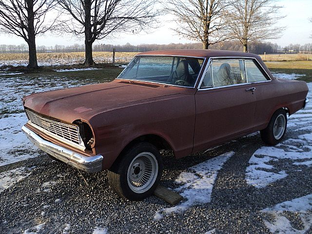 64 chevy nova for sale by autos post. Black Bedroom Furniture Sets. Home Design Ideas
