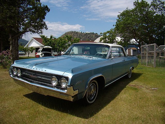 1964 Oldsmobile Jetstar for sale