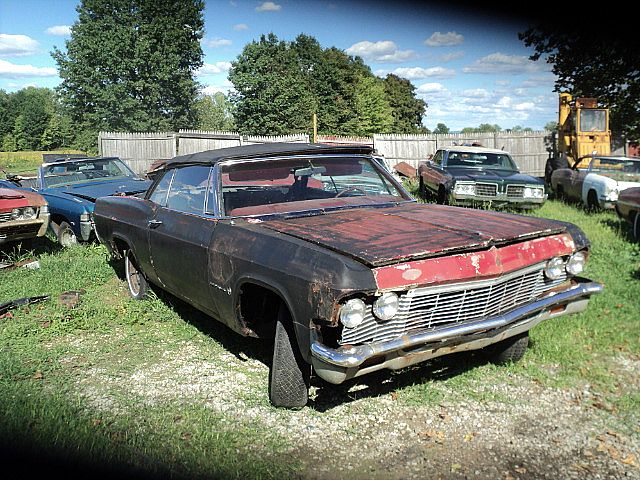 1965 Chevrolet Impala for sale
