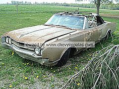 1965 Oldsmobile Dynamic 88 for sale