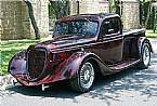 1936 Ford Custom Pickup