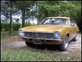 1972 Ford Maverick for sale