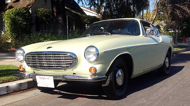 1967 Volvo P1800 for sale