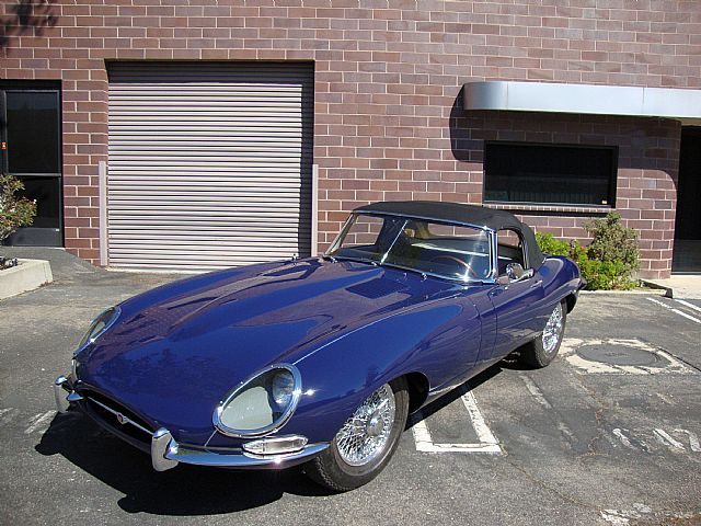 1967 Jaguar XKE for sale