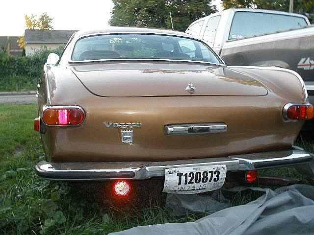 1972 Volvo P1800 for sale