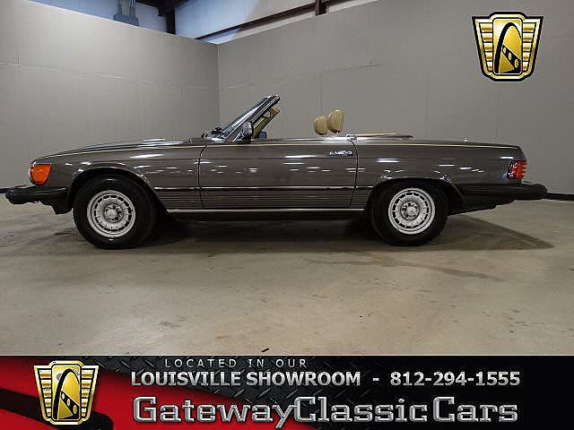 1983 Mercedes 380SL for sale