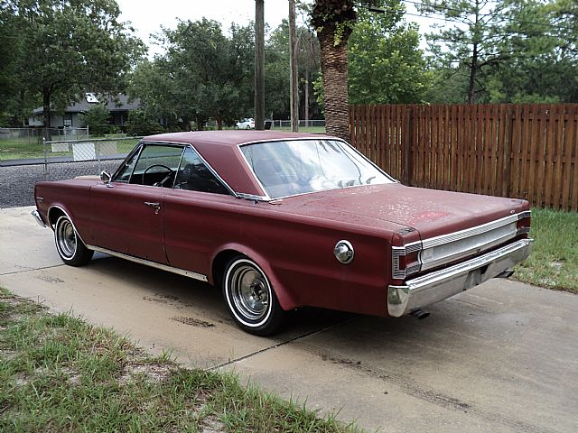 1967 Plymouth GTX for sale