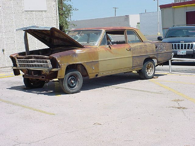 1967 Chevrolet Chevy II for sale
