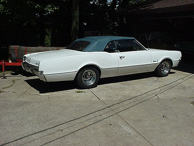 1967 Oldsmobile Cutlass for sale