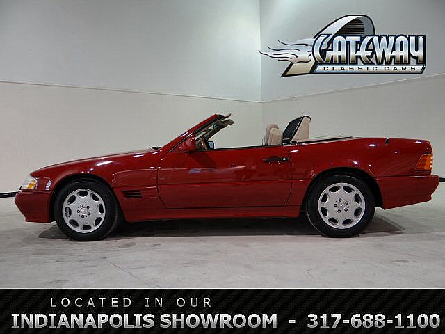 1995 Mercedes SL320 for sale