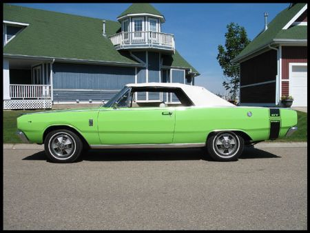 1967 Dodge Dart for sale