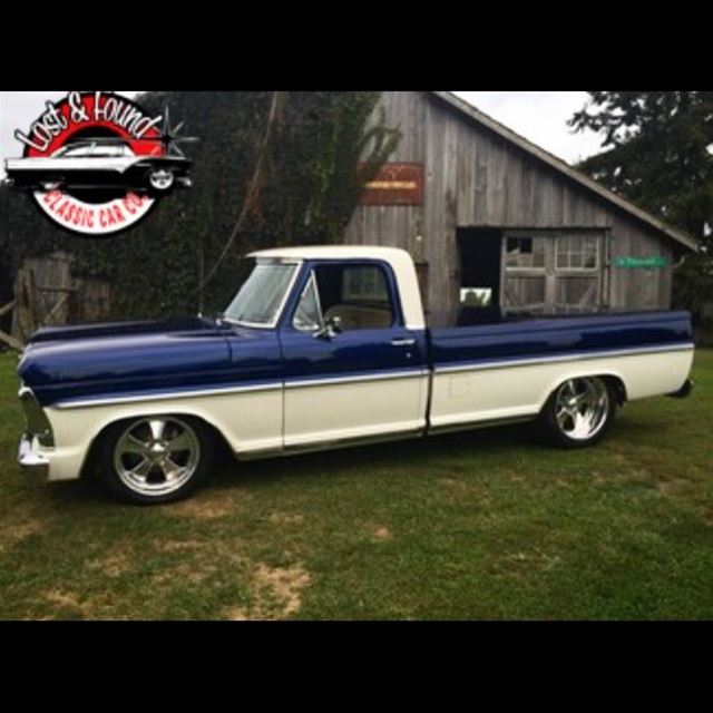1967 Ford Pickup for sale