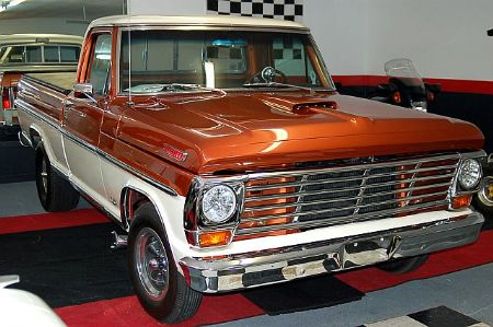 1967 Ford F100 for sale