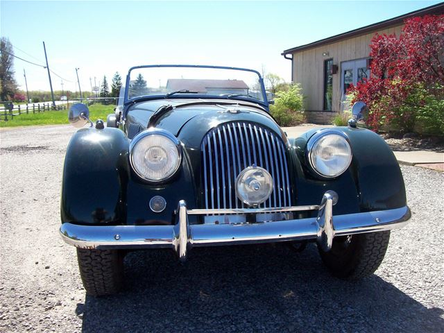 1967 Morgan 2 Seater