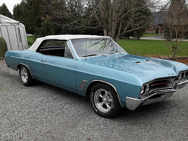1967 Buick GS for sale