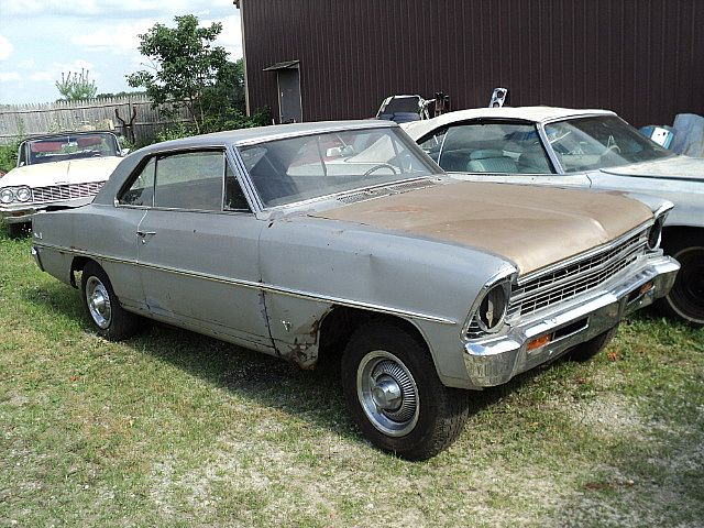 1967 Chevrolet Nova Ii Hardtop For Sale Creston Ohio
