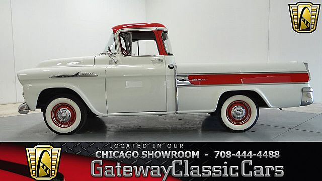 1958 Chevrolet Apache for sale