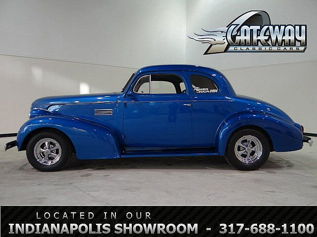 1939 Pontiac 2 Door Coupe for sale