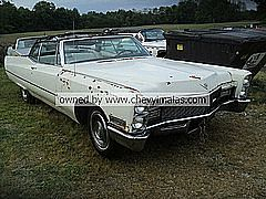 1968 Cadillac Convertible for sale