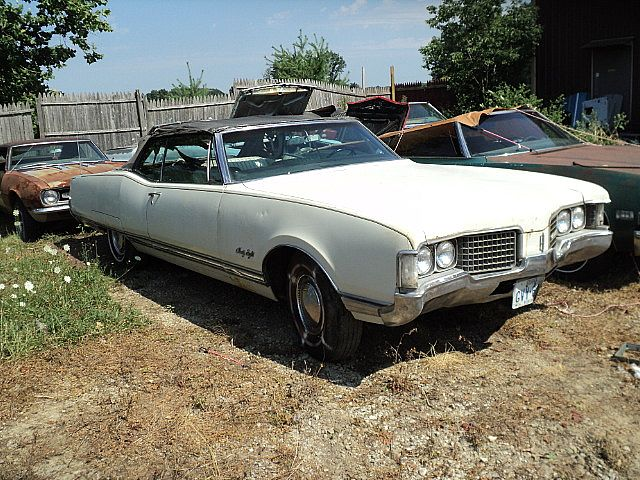 1968 Oldsmobile 98 for sale