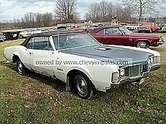 1968 Oldsmobile Delmont 88 for sale
